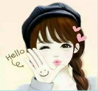 hello status for girls