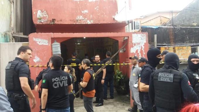 Mais um PM se entrega por suspeita na chacina com 11 mortos no Pará