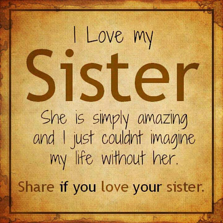 i love my sister quotes tumblr - photo #6