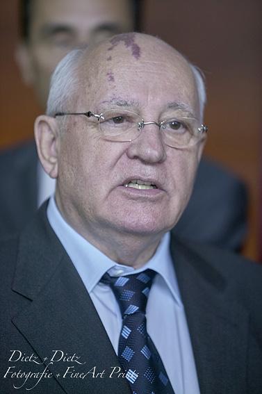 Michail Sergejewitsch Gorbatschow (Mikhail Sergeyevich Gorbachev)