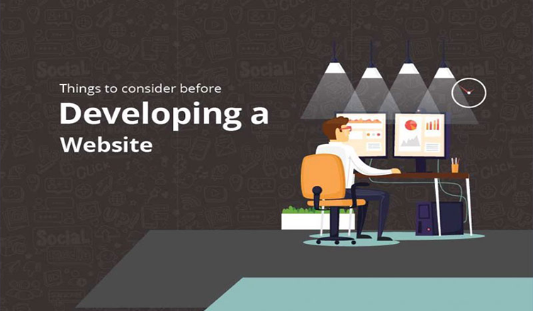 Things to Consider When Developing Website