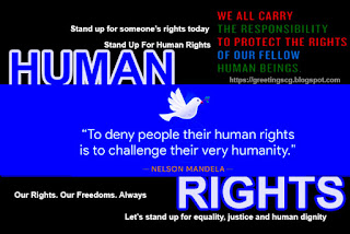 Happy International Human Rights Day Quotes Messages