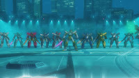 All Shinkalion into action!