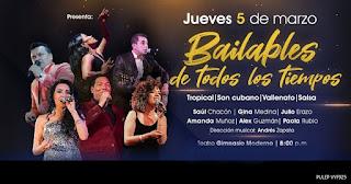 BAILABLES DE TODOS LOS TIEMPOS en Bogotá 2020