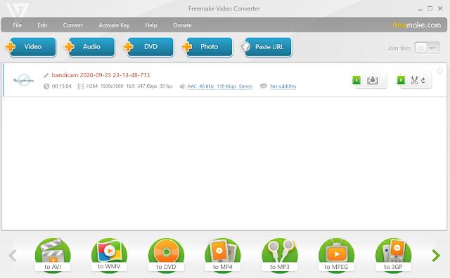 برنامج Freemake Video Converter Gold 4.1.11.80 Full Version للتعديل على الفيديو باحترافية