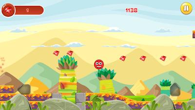 Jungle Red Ball World - Buildbox Bbdoc 64bit - 4