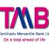 Tamilnad Mercantile Bank LTD Recruitment 2020