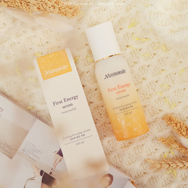 Mamonde First Energy Serum Review