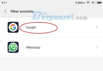Cara Melacak Kebaradaan Hp Android yang Hilang/dicuri