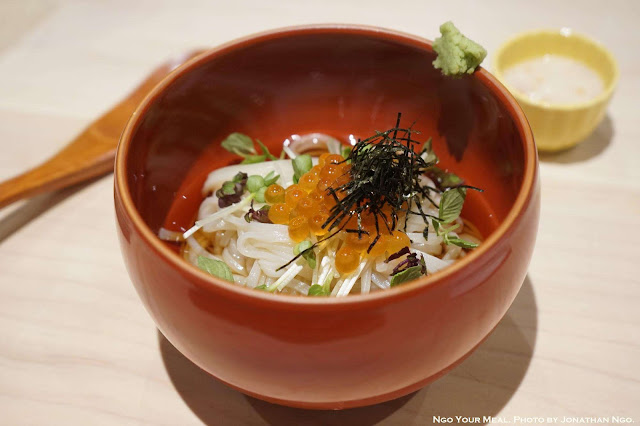 Inaniwa Udon, Ume, Tororo at Shuraku in New York City
