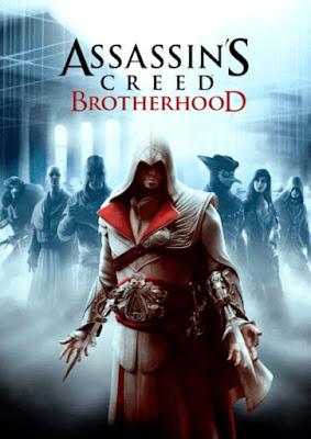 Capa do Assassin's Creed: Brotherhood