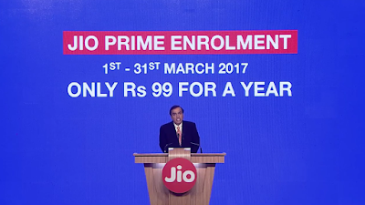 Jio prime membership enrollment fee
