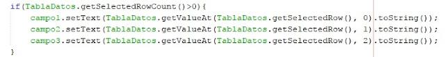 pasar datos de un jtable a jtextfield java