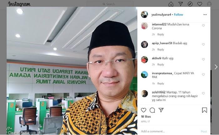 HEBOH! Steven Indra Wibowo Ungkap: Yudi Pura-pura Masuk Islam, Kerja di Kemenag, Dihajikan, Pernah Kelabui Aher