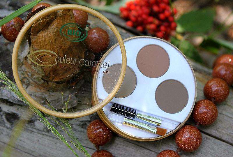 Отзыв: Couleur Caramel Eyebrow Kit Набор для бровей (для блондинок).