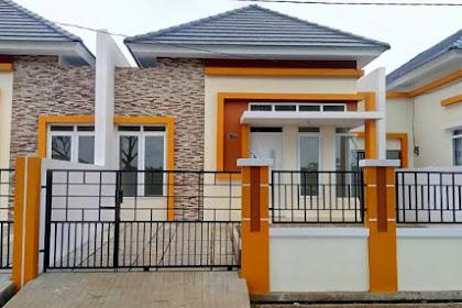 TIPE LISIANTHUS Grand NUSA INDAH, Tipe Rumah dengan Luas Tanah 136m Posis di Boulevard