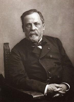 Louis Pasteur (1822-1895), químico por Nadar