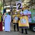 Dukung Gerakan Pilkada Sehat di Kota Mataram,  SALAM Berbagi Ribuan Masker
