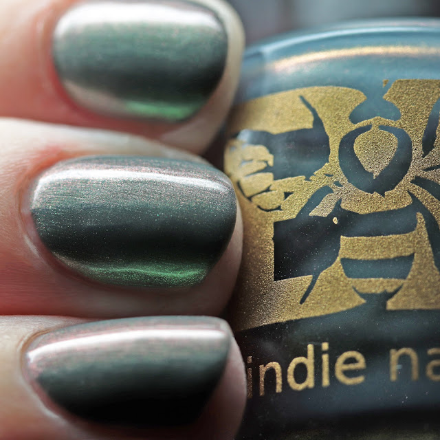 Bee's Knees Lacquer Fallon