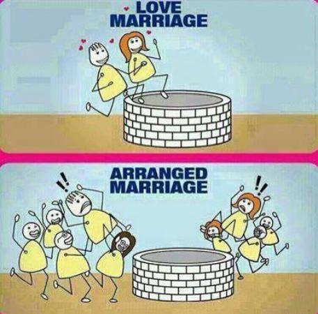 how will i get married love or arranged