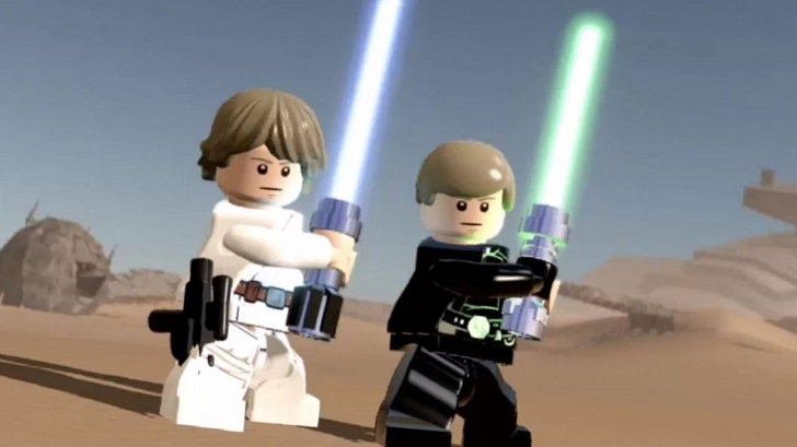 Lego Star Wars: The Skywalker Saga Story