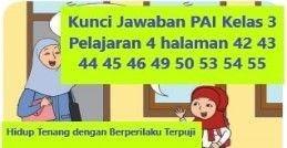 Kunci Jawaban Pai Kelas 3 Pelajaran 4 Halaman 42 43 44 45 46 49 50 53 54 55 Wali Kelas Sd