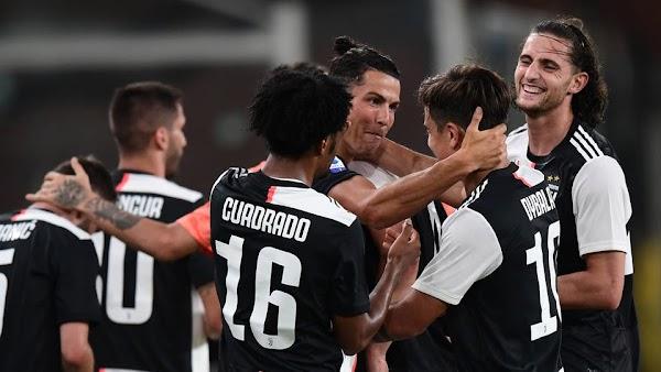 نتيجة مباراة يوفنتوس ولاتسيو بث مباشر اليوم الاثنين بتاريخ 20-07-2020 في الدوري الايطالي