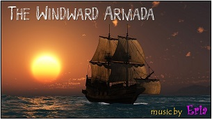 "The Windward Armada"" border ="