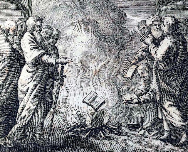 inquisição, livros proibidos, literatura proibida, queima de livros