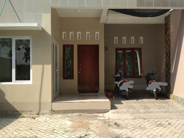 Dijual Cepat Rumah Tinggal (Baru Jadi) Ringin Pitu