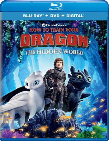 How To Train Your Dragon 3 (2019) Dual Audio Hindi ORG 720p BluRay Movie Download