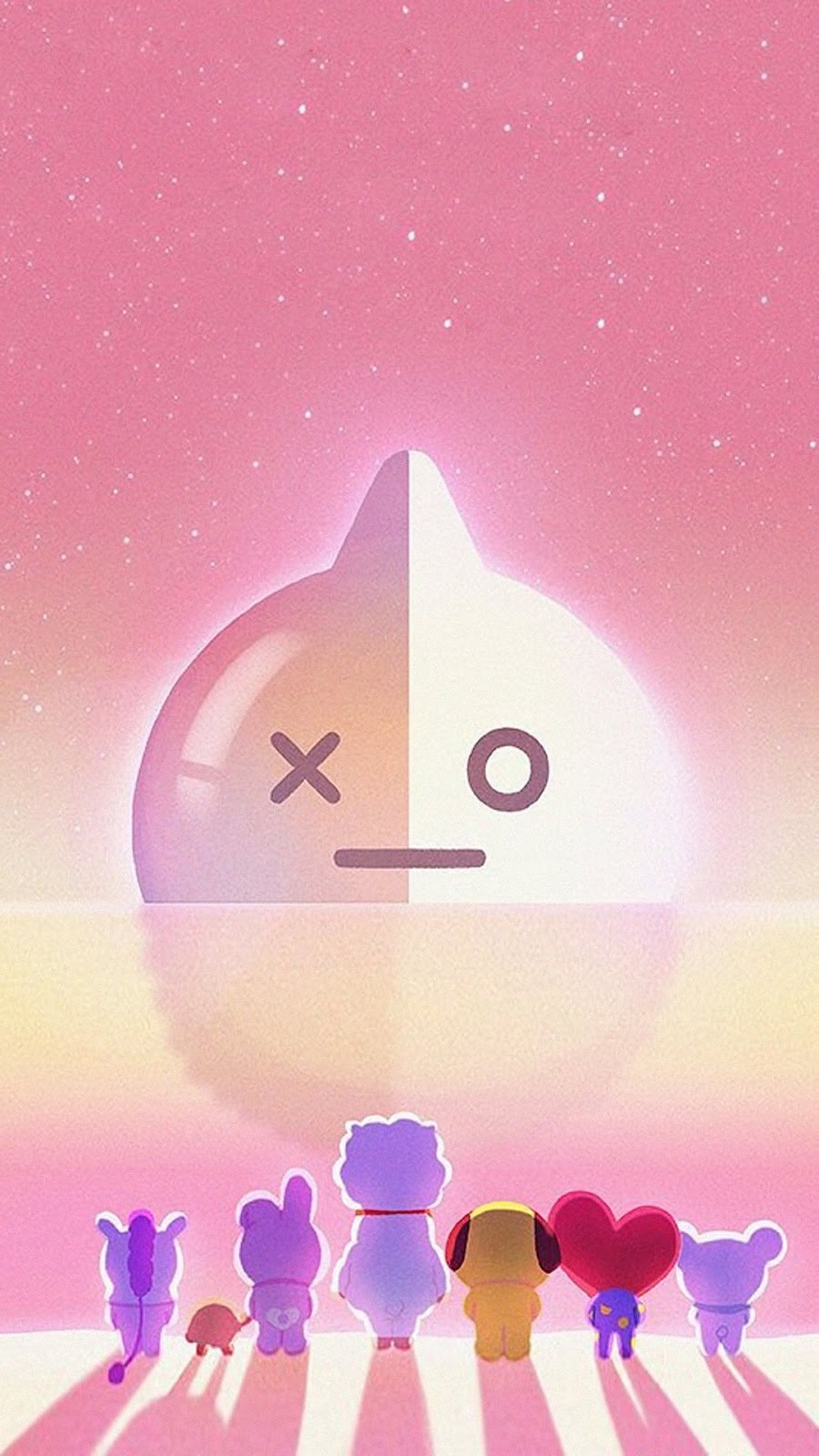 58 BT21 Wallpapers | MagOne 2016