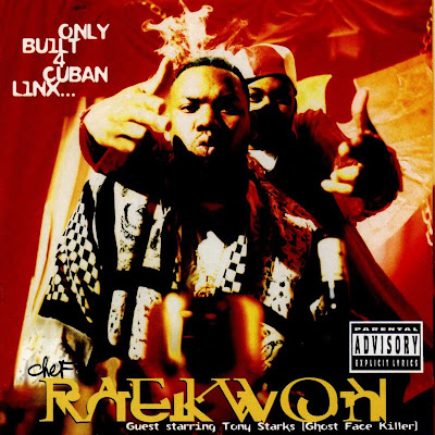 ONLY BUILT 4 CUBAN LINX 25th ANNIVERSARY RAE AND GHOD=ST LIVE G