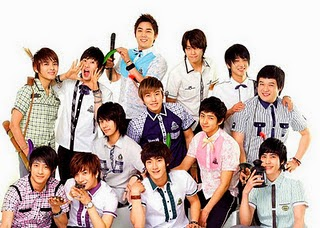 profil super junior (SJ)