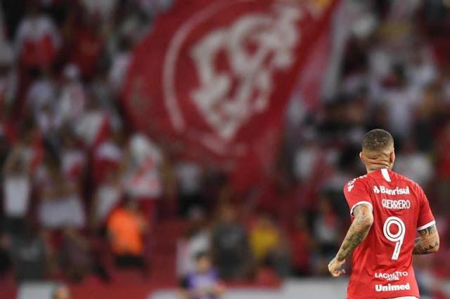 Guerrero é alvo do Boca (Foto: Ricardo Duarte / Inter)