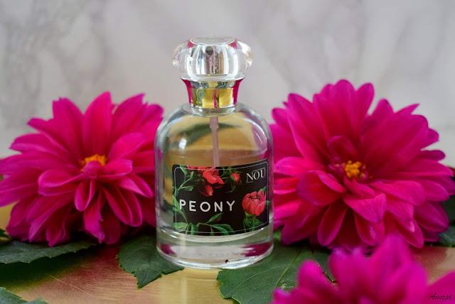 Kwiatowa rozkosz z zapachem Peony NOU