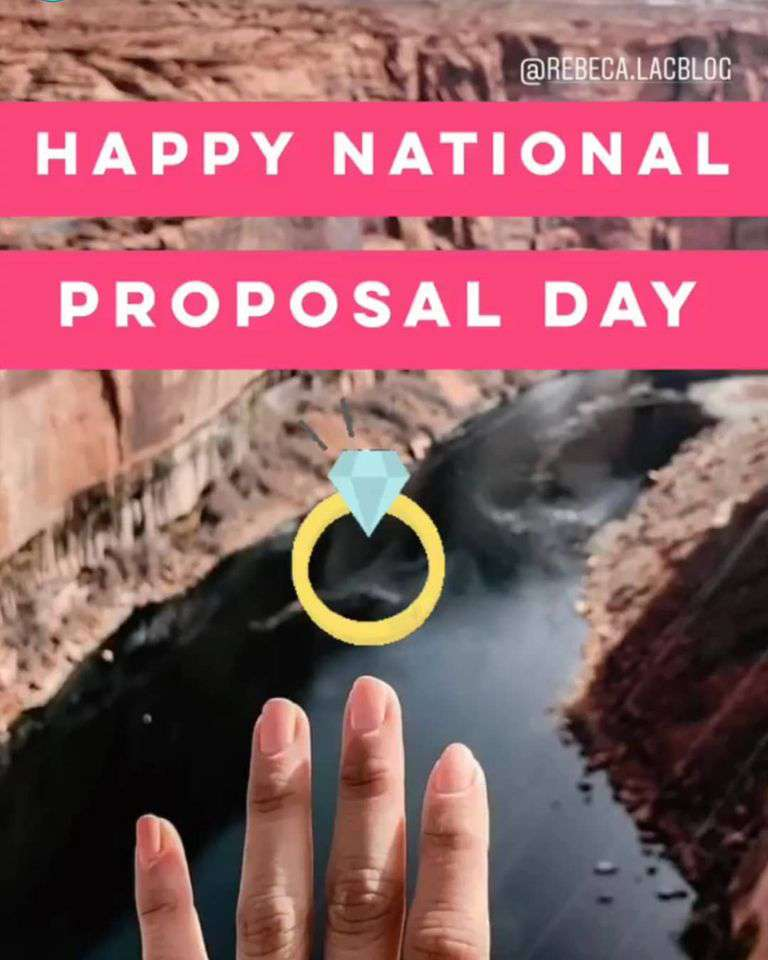 National Proposal Day Wishes Awesome Images, Pictures, Photos, Wallpapers