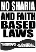 NO Religion Based Laws