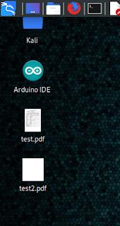 testing PDF files