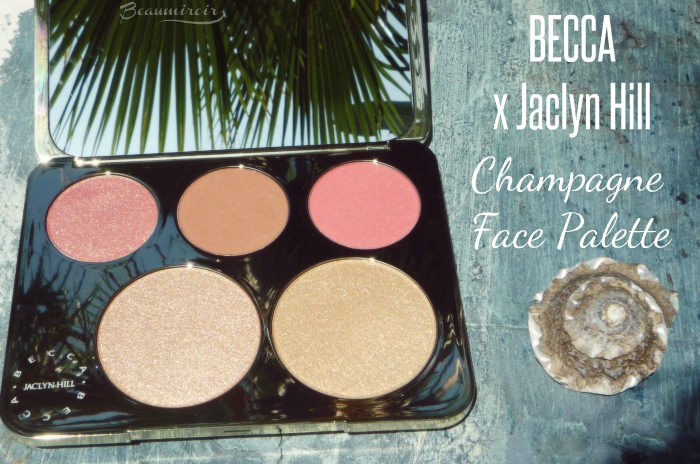 Becca x Jaclyn Hill Champagne Collection Face Palette is back in stock: review, photos, swatches