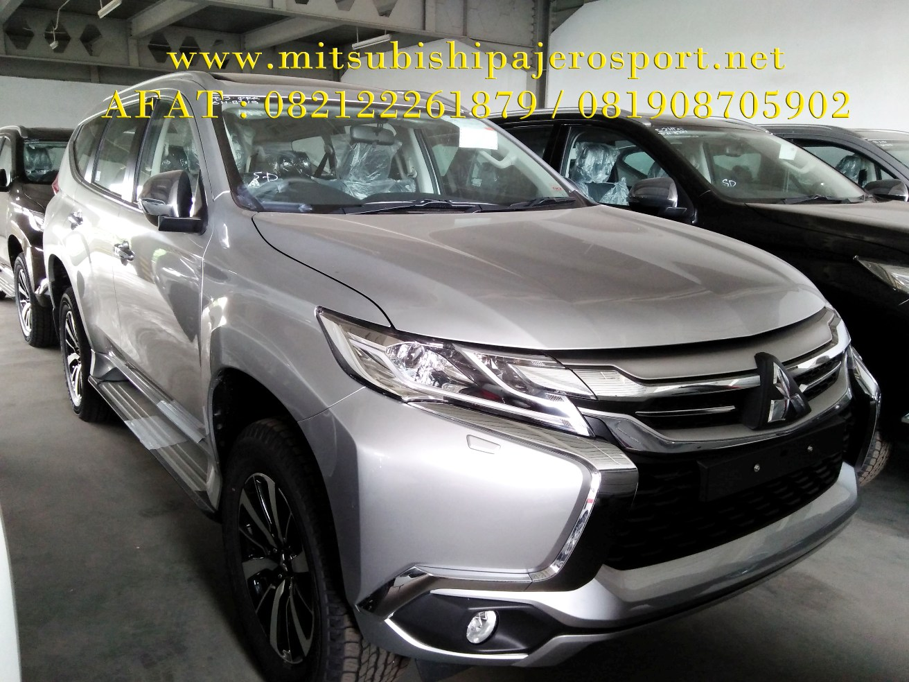 Dealer Resmi Mitsubishi Jakarta HARGA MITSUBISHI NEW PAJERO SPORT