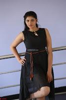 Khanishka new telugu actress in Black Dress Spicy Pics 47.JPG