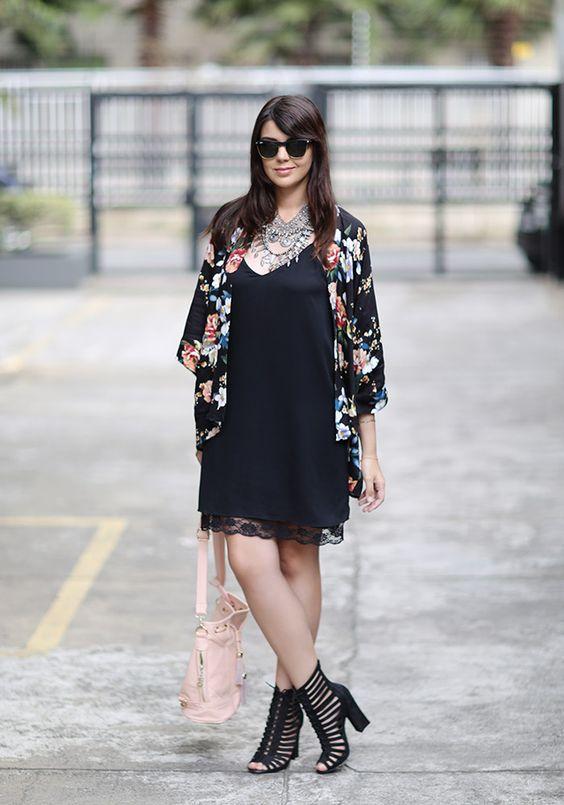 Quimono: 7 Ideias de looks para usar no verão