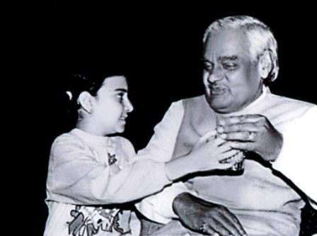 Namita Bhattacharya daughter