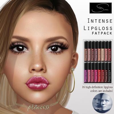 New Intense Lip Gloss @ Stellar