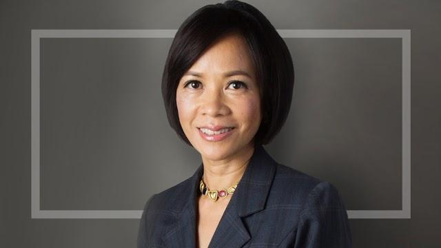 First Filipina President of a US University