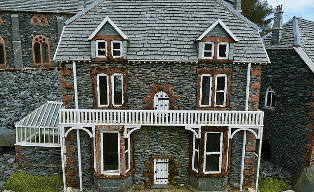 kako sagraditi minijaturu sela