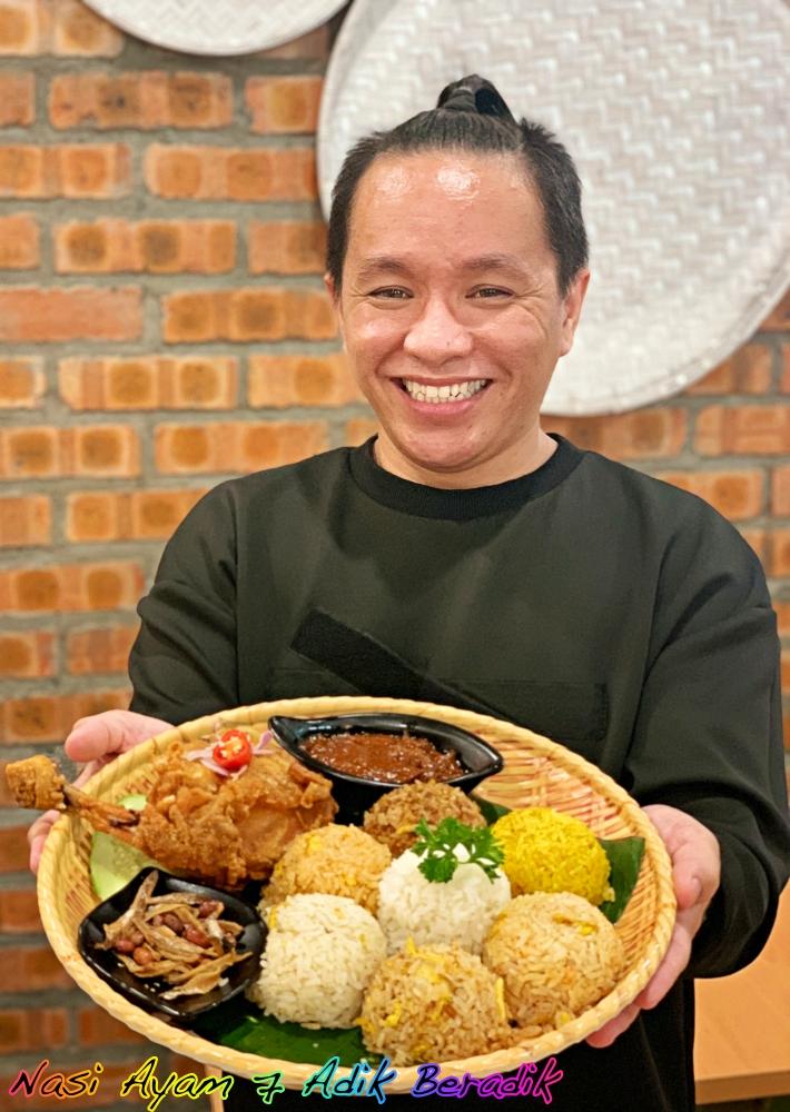 Sana Sini Restoran, Restoran Sana Sini, Rawlins Eats, Places to eat in Cyberjaya, Rawlins Lifestyle, Rawlins GLAM, Dpulze Cyberjaya