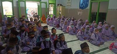 Blora Updates Peduli Bakti Sosial Di TPQ Al Barokah Jepon