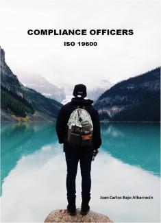 Portada del libro Compliance Officers: ISO 19600 de JC Bajo Albarracin